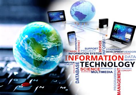 a world of information what is information technology