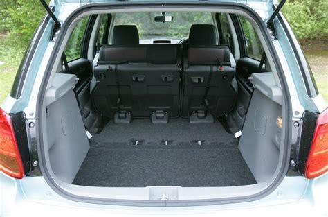 Suzuki Sx4 Seats Suzuki Sx4 Interior Autocar