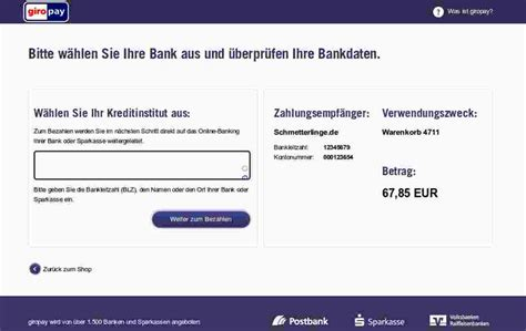giropay deutsche bank giropay review