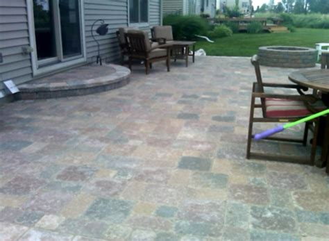 Cheap Patio Paver Ideas Awesome Cheap Patio Pavers Design Ideas With Regard To Diy Paver Amazing Advice Needed The