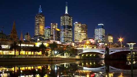 melbourne australia full hd wallpaper and background