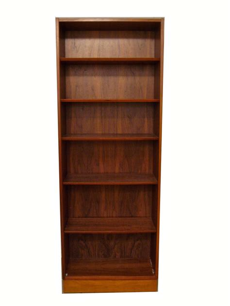Teak Bookcase Poul Hundevad Modern Teak Bookcase For Sale At 1stdibs