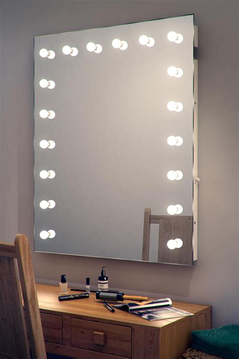 dressing room light bulbs hollywood makeup dressing room mirror with dimmable led