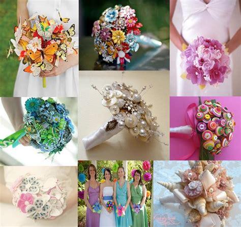 Wedding Bouquet Alternatives by Alternative Wedding Bouquet Ideas The Wedding Community