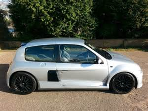 Renault Clio Sport 2002 2002 Renault Clio Ii Sport Pictures Information And