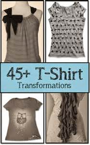 How To Upcycle T Shirts - 568 best images about the ultimate upcycled tshirt tutorial list on pinterest fringe skirt