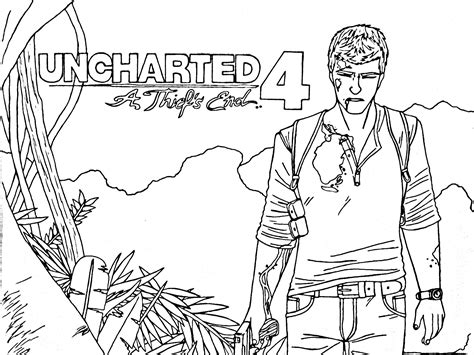 Uncharted 4 Sketches by Uncharted 4 By Zimakumaozan On Deviantart