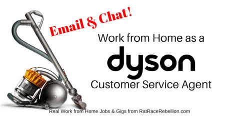 Work From Home Online Chat Agent - work from home as a dyson customer service agent email chat real work from home