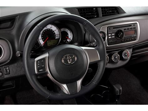 2013 Yaris Interior by 2013 Toyota Yaris Prices Reviews And Pictures U S News