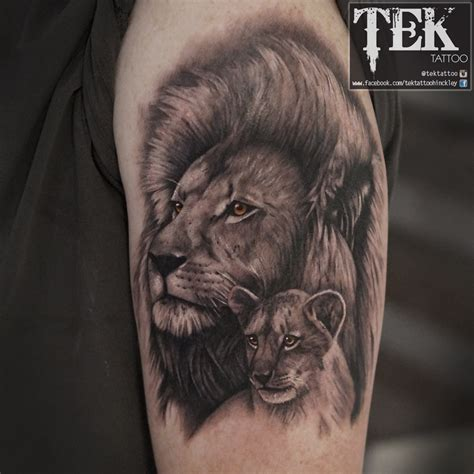 lion and cub tattoo cub best image 2018