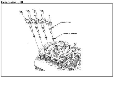 4 6 ford engine diagram 2005 triton 5 4 firing order diagram html autos post