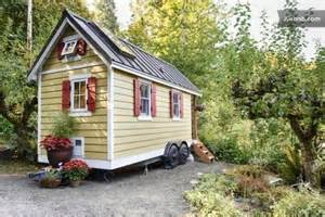 Small Back Homes For Rent Tiny Cottage On Wheels For Rent In Olympia Wa Tiny