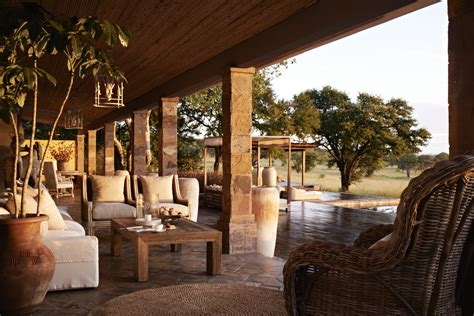exclusive lodges  africa huffpost life