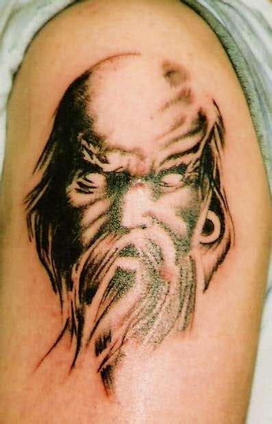 warlock tattoos warlock