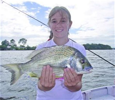 barbie boat noosa fishing monthly magazines bluewater cravings satisfied