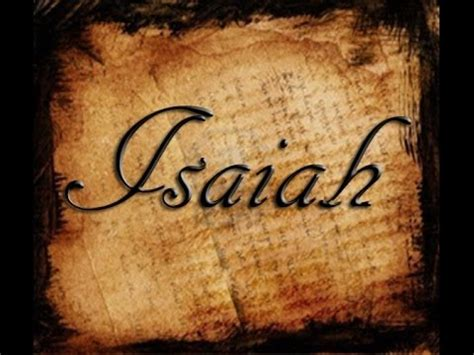 isaiah s a novel of prophets and books book of isaiah certification presentation