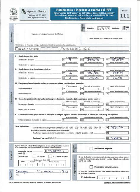 Modelo Certificado Irpf 2015   modelos certificados irpf formato de ingresos y