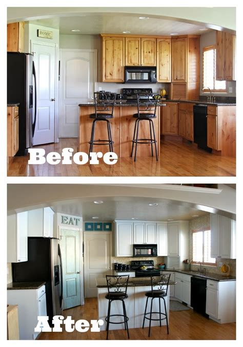 365 days of slow cooking white painted kitchen cabinet new carpet and backsplash reveal and a review of buy