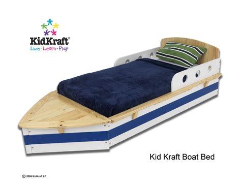 kidkraft boat bed kidkraft boat toddler cot 76251 at homelement com