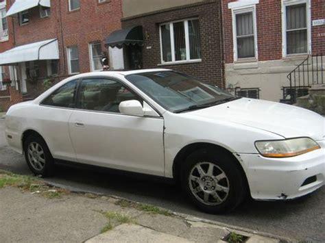 2002 honda accord 2 door find used 2002 honda accord se coupe 2 door 2 3l in