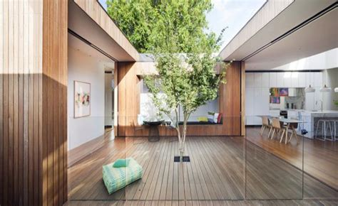 style house plans with interior courtyard courtyard house vic matt gibson architecture design outside 건축 인테리어 집