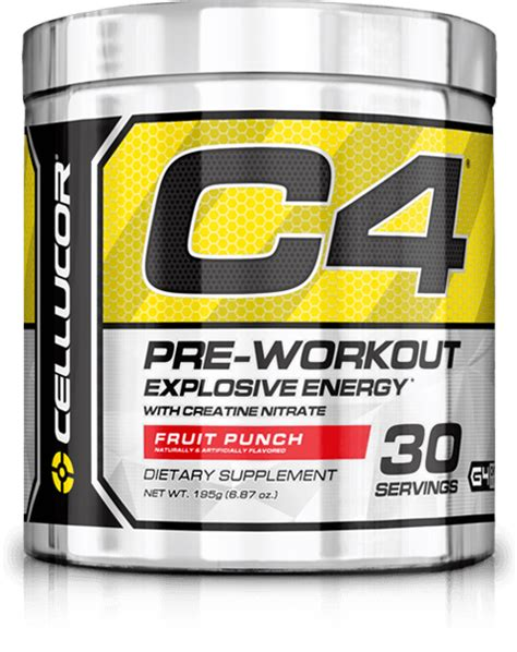 cellucor c4 pre workout 30 servings