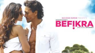 2016newvideo song befikra full video song 2016 by tiger shroff disha