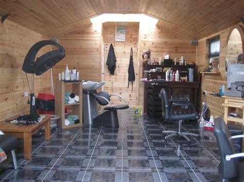 Shed Salon insulated garden shed used as hair salon my salon 10 28 14 gardens