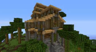 Minecraft House by 301 Moved Permanently
