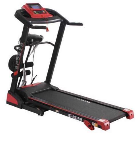 Treadmill Id 6638 M jual treadmill alat olahraga lari