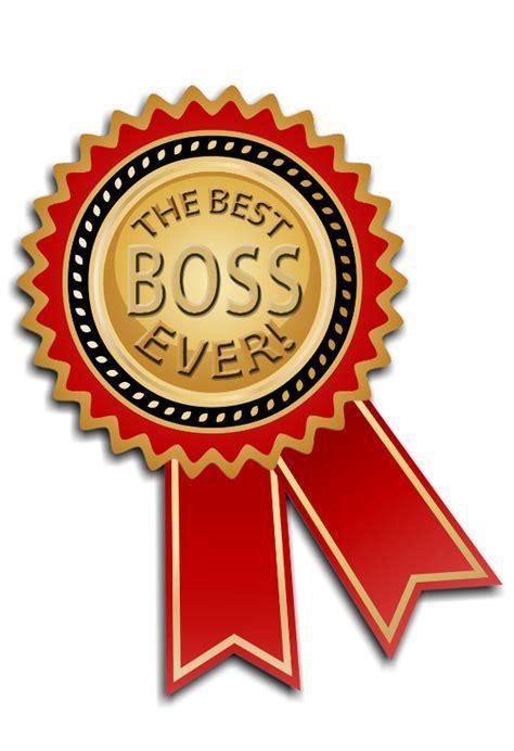 Best Boss Medal   Free Boss Day Card   Greetings Island