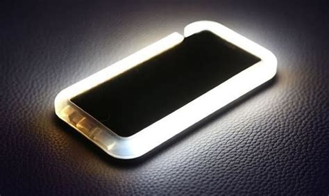 Iphone Light Up by Beyonc 233 S Stylist Creates Selfie Light Up For