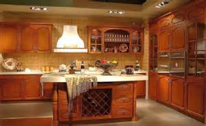 Solid Wood Kitchen Furniture Solid Wood Kitchen Cabinets Care Tips And Design Ideas