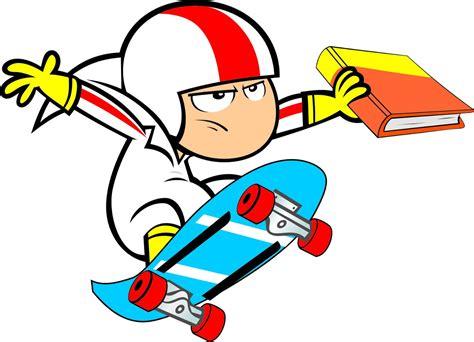 imagenes animadas kid butowski aldlogos el cuarto dibujo en vectores de kick buttowski
