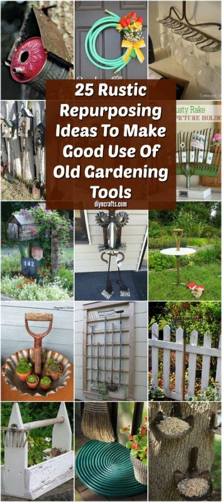 rustic repurposing ideas   good