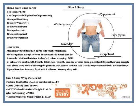 Doterra Slim And Sassy Detox Bath by Best 25 Slim And Sassy Ideas On Doterra Slim