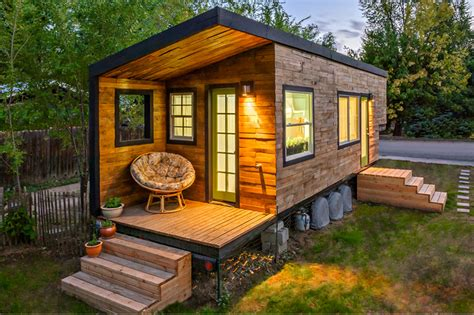 mini homes would you live in a tiny house
