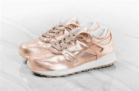 fruition x reebok fruition x reebok ventilator gold sneaker bar detroit