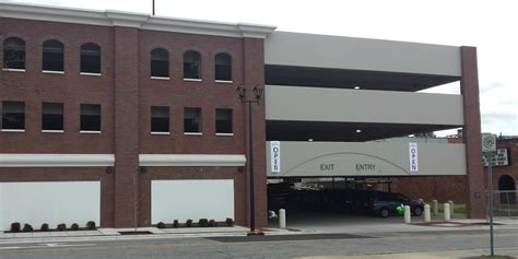 Greenville Sc Parking Garages by The Parking Garage Is Now Open On 4th Downtown