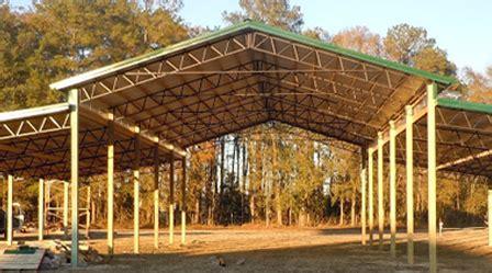 Free Pole Barn Plans Blueprints armour metals pole barn estimator