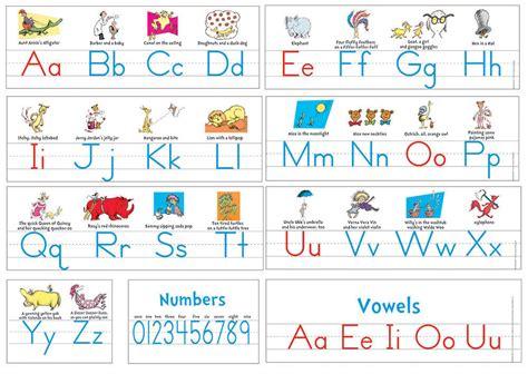 printable alphabet manuscript chart dr seuss manuscript alphabet sets eureka school