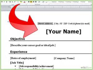 how to make a resume step by step for free - How To Make A Resume For Free Step By Step