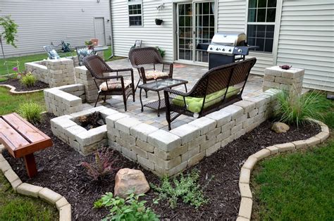 Cheap Patio Paver Ideas Cheap Patio Home Design Ideas And Pictures