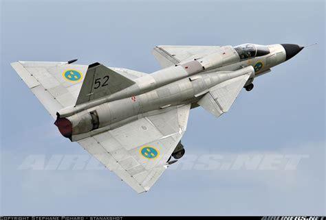 saab viggen fighter aircraft