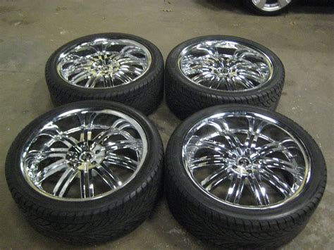 jeep wheels and tires chrome 24 inch chrome rims ii crave alloys no11 tires wheels and