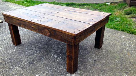 bearwoodwork     coffee table  reclaimed