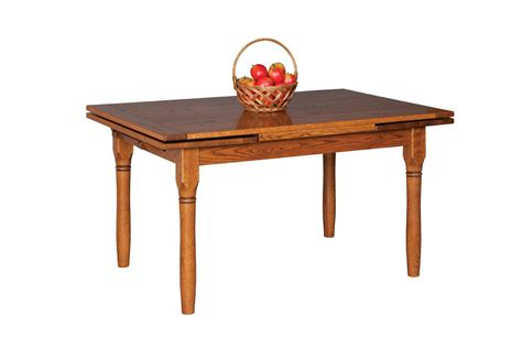 what is a draw leaf table draw leaf table amish furniture connections amish