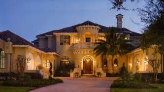Luxury Mediterranean Homes Mediterranean Luxury With Outdoor Living Room 83401cl Architectural Designs House Plans