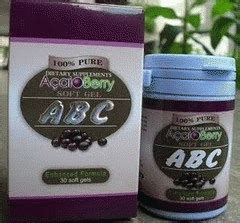 Abc Acai Berry Mgl 100 Ory Coklat Pekat Segel Kotak abc acai berry jakarta kitcheneeds