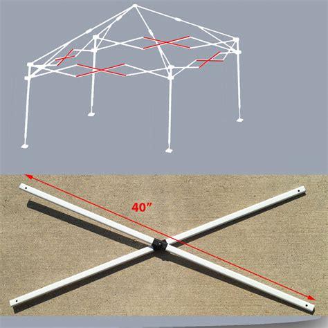 Canopy Parts by E Z Up Envoy 10 X10 Instant Canopy Gazebo Middle Truss